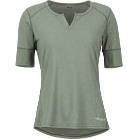 Marmot Cynthia Kurzarm T-Shirt Damen crocodile